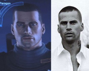 Mass Effect 3 Vanderloo is Shepard